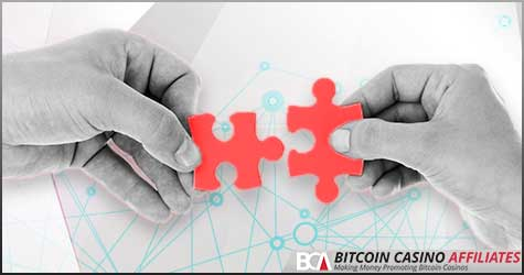 Bitcoin Casino Partneri