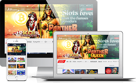 Join Joo Casino Affiliate Program
