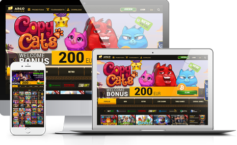 Join Argo Casino Affiliate Program