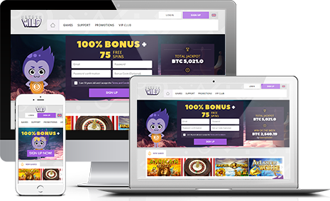 CryptoWild Casino Affiliate program pregled